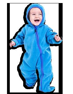 Baby kann laufen