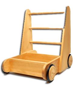 Grafik:ein klassisches Holzmodell